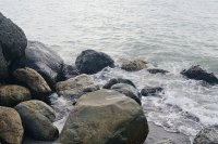 morskie kamienie