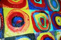 obraz, mozaika